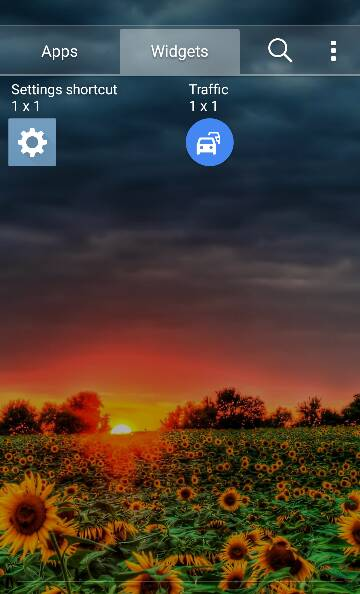 Clock Widgets Not Pre-installed with OS (Android 5.1.1 Lollipop) LG Premier LTE-393.jpg
