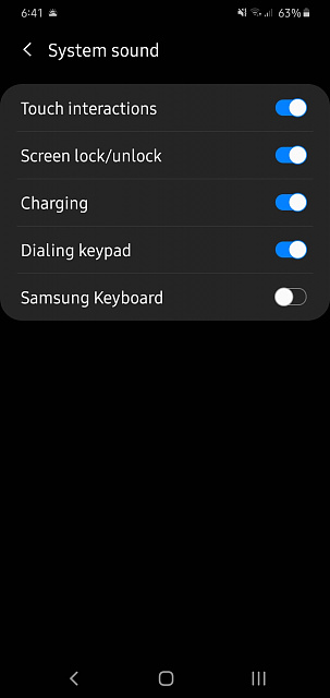 Samsung Galaxy A10s wont vibrate on touch.  Haptic Feedback?-screenshot_20200928-184132_settings.jpg