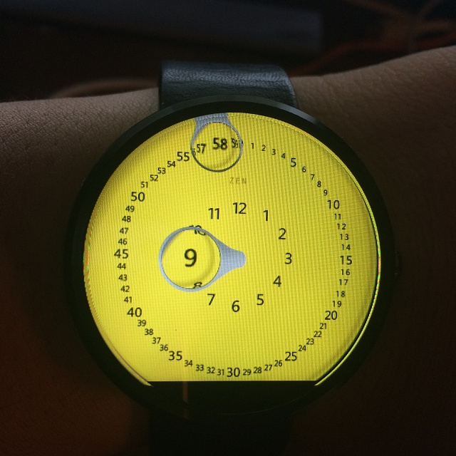 Amazing Zen Serial Watch Faces