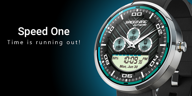 Speed One Watch Face-feature-round2.png
