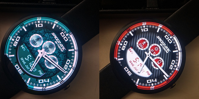 Speed One Watch Face-photo3.png