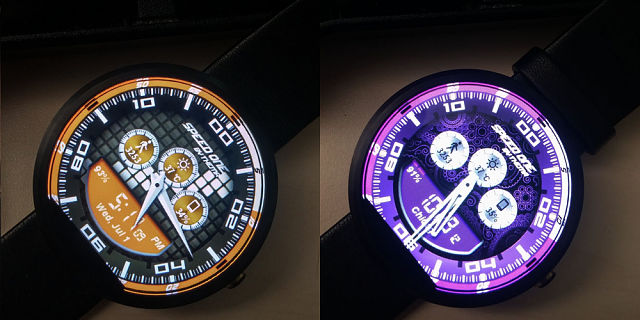 Speed One Watch Face-photo2.png