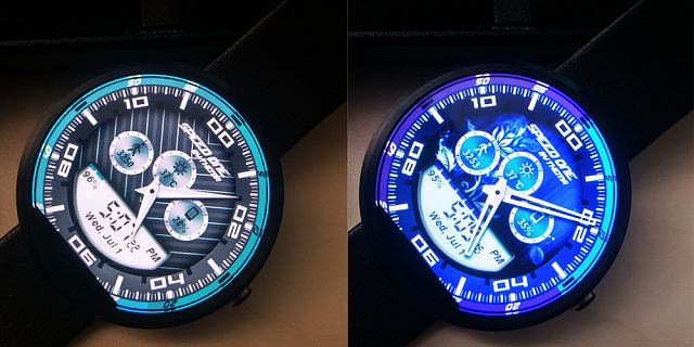 Speed One Watch Face-photo1.png