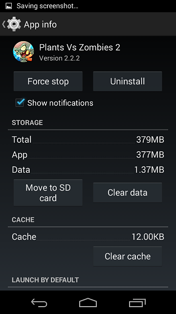 Moto E: How to change default storage to external SD