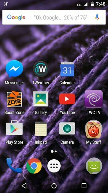 Transparent circle on phone, what is it?-received_783432768469869.jpg