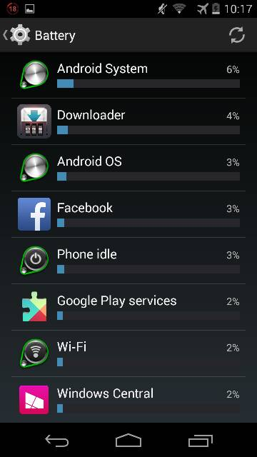 2 minutes to clear cache? Battery Life?-1098.jpg
