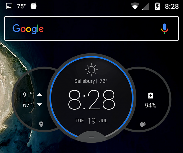 Weather Widget Alternative - Android Forums at