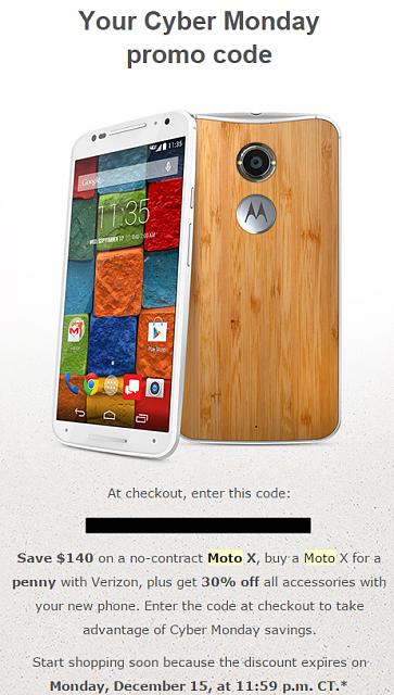 Anyone want 0 off a 2014 Moto X?-promo-code-redacted.png