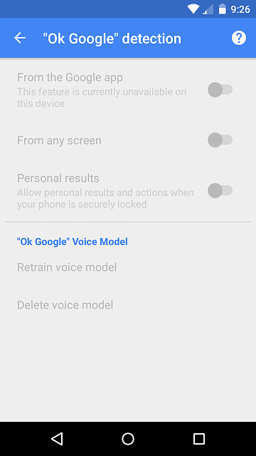 Ok Google detection options all greyed out-ok-google-detection.png