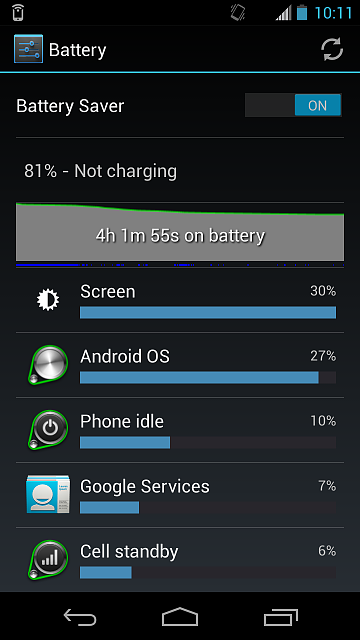 Battery: 100% to 88% in 1.5 hours with 5 min screen time-1.png