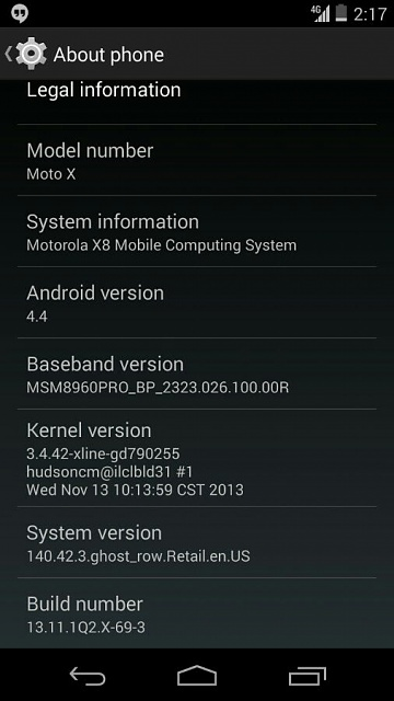Kit Kat 4.4 installed on my Verizon Moto X-uploadfromtaptalk1384888721894.jpg