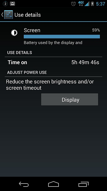 1st day with MOTO X, worried about battery-1385443082672.jpg