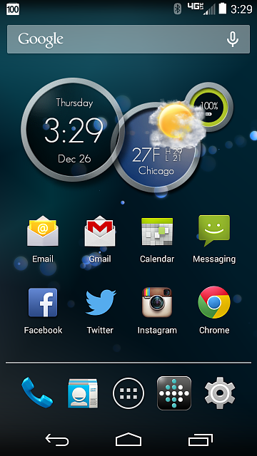 Best Weather And Clock Widget Android Forums At