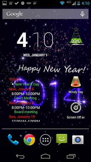 Let's see your Moto X (1st gen) homescreens-screenshot_2014-01-01-happy-new-year.png