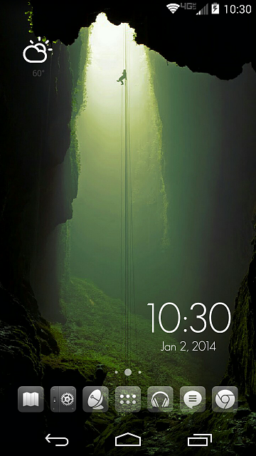 Let's see your Moto X (1st gen) homescreens-screenshot_2014-01-02-10-30-05.png