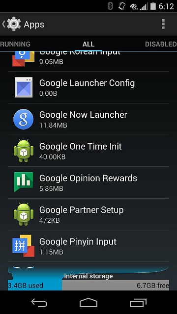 On the Moto X 2014, which is better the Moto Launcher vs. Google Now Launcher?-screenshot_2014-10-01-06-12-59.jpg