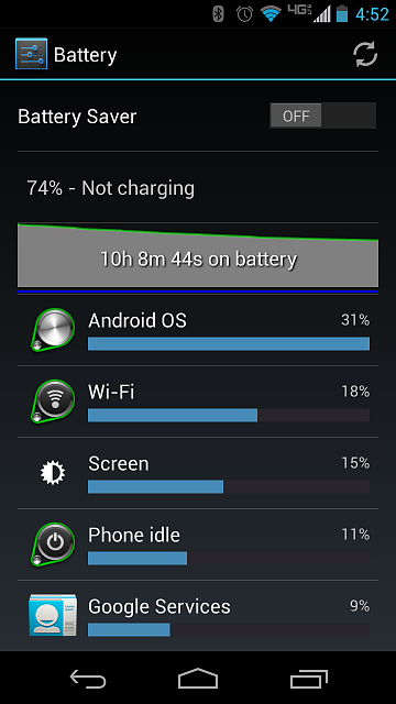 Battery: 100% to 88% in 1.5 hours with 5 min screen time-screenshot_2013-09-20-16-52-15.png