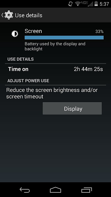 why is android wasting all my battery-1385678350939.jpg