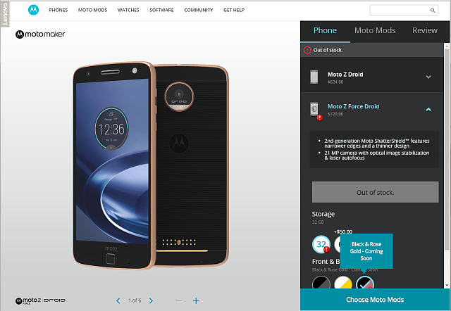 All Moto mods and prices, plus 64gb preorder, plus rose gold, are available on Motos website (link)-1.png