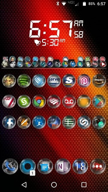 Moto Z/Moto Z Force: What's your home screen looking like?-1474196452736.jpg