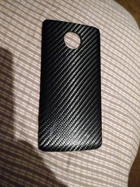 Didn't like the wood look mod so I wrapped it-img_20170829_051918756.jpg