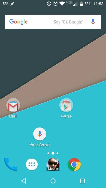 Google Now Search Bar Voice icon/botton issue-2764.jpg