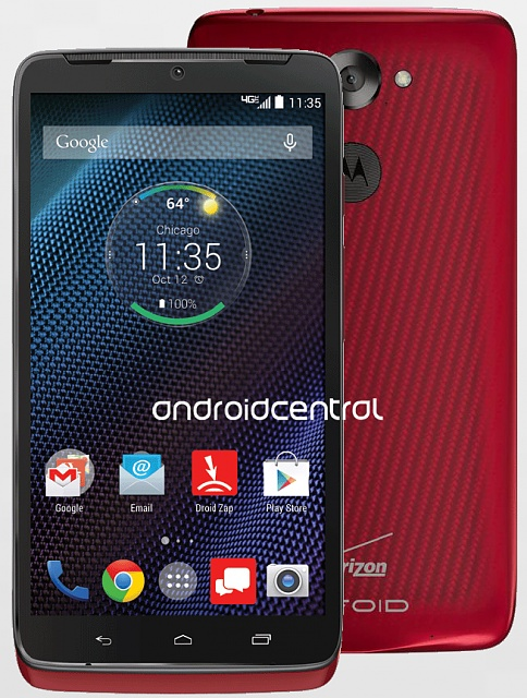 Another new Droid Turbo pic in red-motorola-droid-turbo.jpg