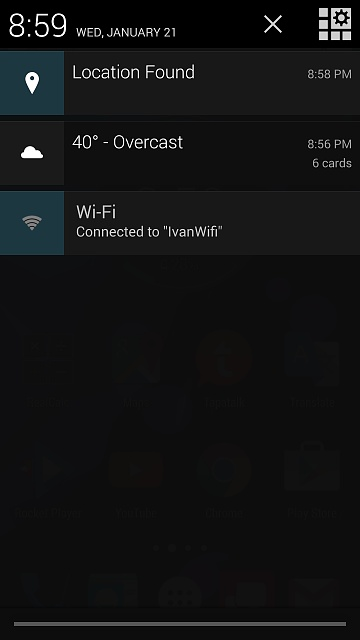 Location notification becoming annoying  - Android Forums at