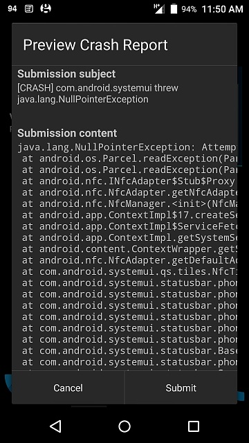 Help! Lollipop: Unfortunately, System UI has stopped  How
