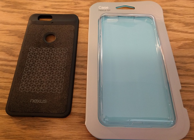 huge selection of a196e 090d4 Nexus 6p Official Case - Android Forums at AndroidCentral.com