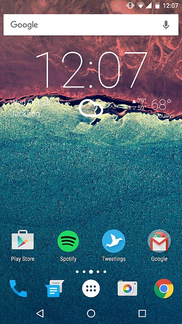 Nexus 6P: show us your home screen set up.-uploadfromtaptalk1446052152982.jpg