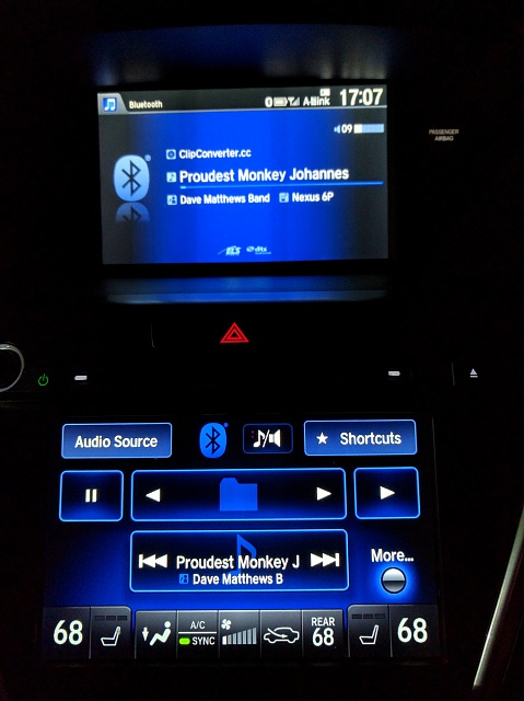 6.0.1 update seems to have made my Car Bluetooth problem ...