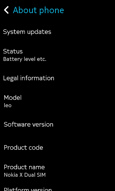Amazing! Nokia X ROM installed on HTC HD2-screenshot_2014-03-03_22-01-28.png