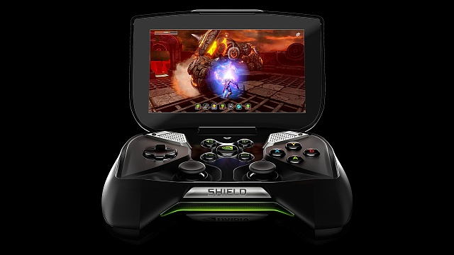 NVIDIA SHIELD Portable Update #103 : Optional update to