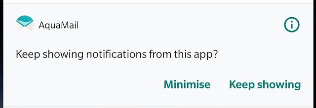 OnePlus 6 / Android 9 - how do I reverse marking an app's notifications as minimise-screenshot_20181021-203401.jpg