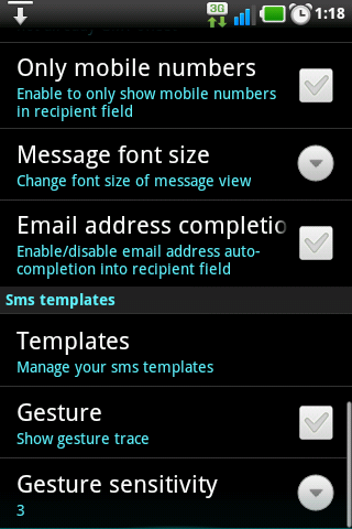 No SMS split in GingerSnap 2.3-screenshot-1359321530264.png