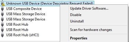 Not detecting RCA 11 galileo - Android Forums at AndroidCentral com