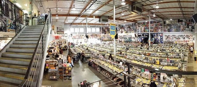 A few Pictures of Amoeba Records :)-1397371846510.jpg