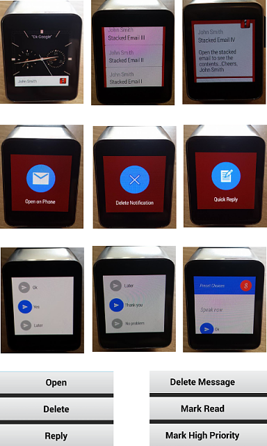 [Android][iOS] eNotify: Email filtering for pebble watches-wear-collage.png