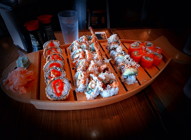 Weekly Photo Contest: Food-marcsoraino_sushi4one.jpg