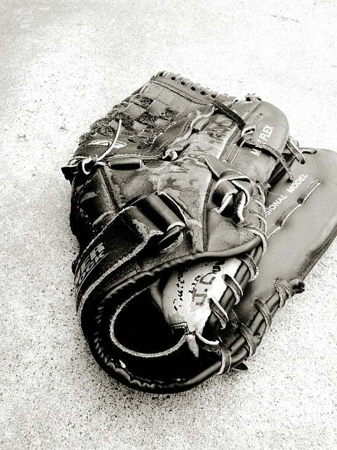 Weekly Photo Contest: Sports-glove.jpg