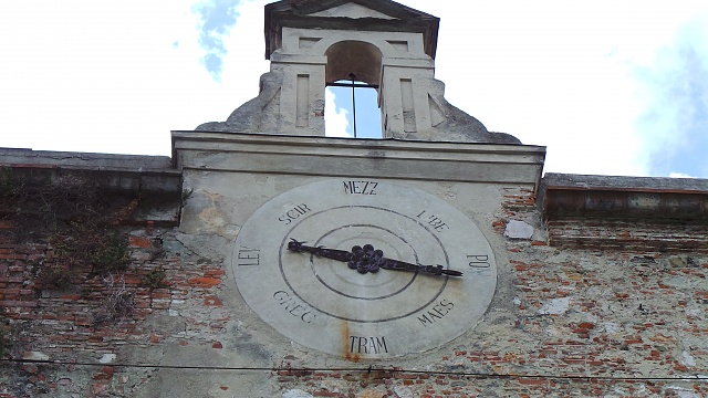 Weekly Photo Contest: Time-museo-delle-sinopie-wind-rose.jpg
