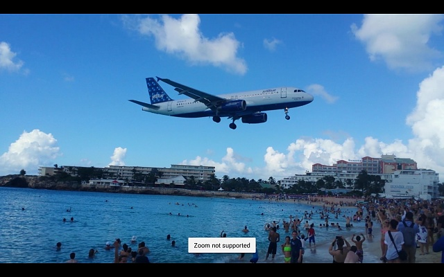 Weekly Photo Contest: Transportation-2013-11-26-jet-blue-st-martin.jpg