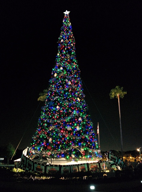 Holiday Photo Contest: Android mini collectible giveaway!-hollywood-studios-tree.jpg