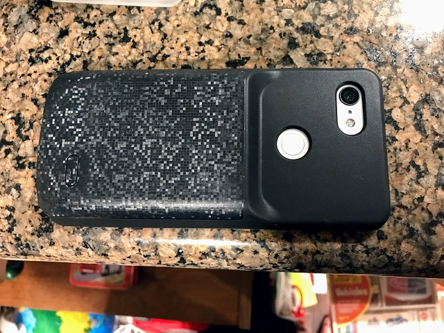 big sale 0522a a09b3 Pixel 3 XL Battery Case - Android Forums at AndroidCentral.com