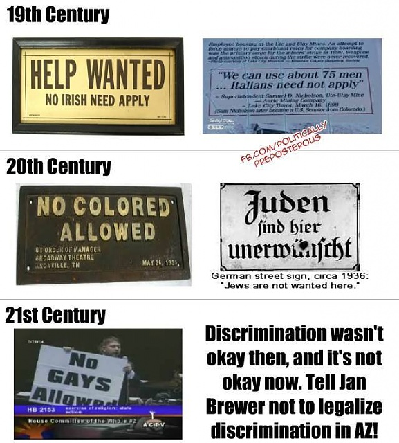 DOMA and Prop 8 fall-signs-discrimination-through-centuries.jpg