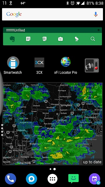 Weather Radar Widget   Android Forums at AndroidCentral.com