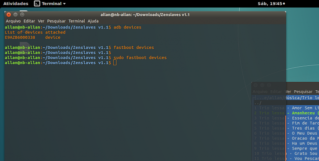 how to use fastboot in cmd
