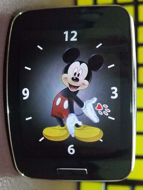 Post your Galaxy Gear watch faces - Page 5 - Android Forums at