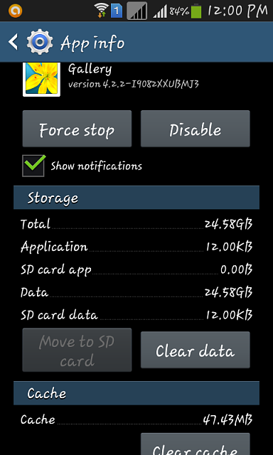 """My Galaxy Grand is Device memory shows  """"USED SPACE: 12.29 GB"""" when the total device capacity is 8GB-screenshot_2013-12-30-12-00-52.png"""
